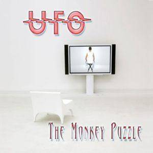 UFO: Monkey Puzzle, The - Cover