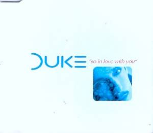 Duke: So In Love With You (Single-CD) - Bild 1