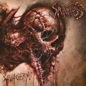 Cover - Skinless: Savagery