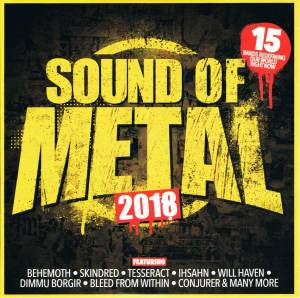 Cover - Bleed From Within: Metal Hammer 308: Sound Of Metal 2018