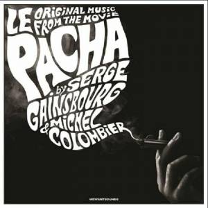 Serge Gainsbourg: Original Music From The Movie Le Pacha (Split-LP) - Bild 1
