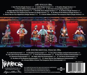 Jonathan Christenson: Nevermore - The Imaginary Life And Mysterious Death Of Edgar Allan Poe - Simply Music (CD) - Bild 2