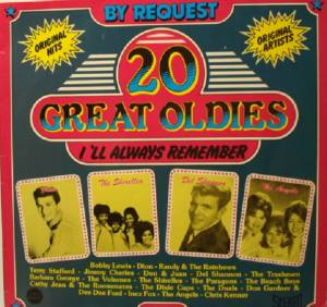 Cover - Inez Foxx: 20 Great Oldies I'll Always Remember Vol. 11