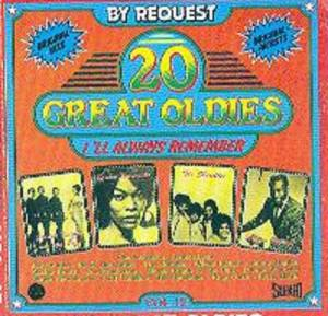 Cover - Maxine Brown: 20 Great Oldies - I'll Always Remember Vol. 12