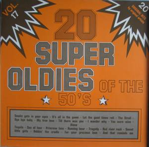 Cover - Channels, The: 20 Super Oldies Of The 50' S Vol. 17