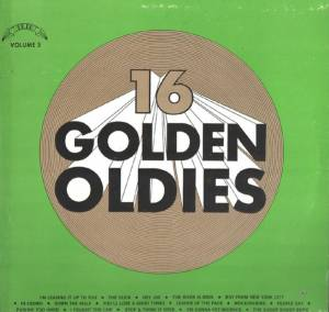 Cover - Ad Libs, The: 16 Golden Oldies Volume 5