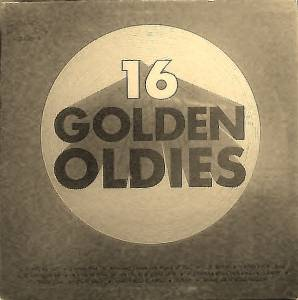 Cover - Maxine Brown: 16 Golden Oldies Vol 6