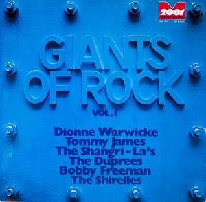 Cover - Don And Juan: Giants Of Rock Vol.1, The