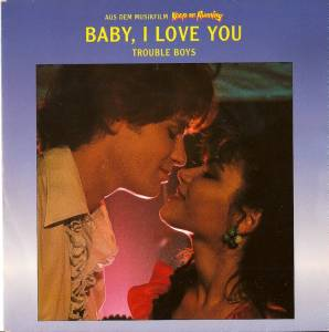 "Trouble Boys / Neglected Lords: Baby, I Love You (Split-7"") - Bild 1"