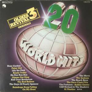 Cover - Nocturnes, The: 20 World Hits - Oldies Revival Vol. 3