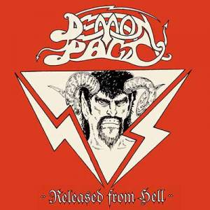 Demon Pact: Released From Hell (LP) - Bild 1