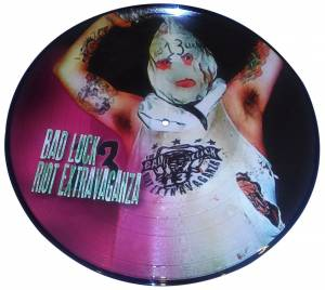 The Bad Luck 13 Riot Extravaganza: Bats On The Dance Floor (PIC-LP) - Bild 1
