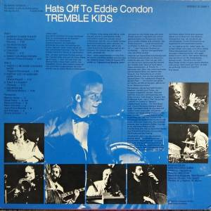 Tremble Kids: Hats Off To Eddie Condon (LP) - Bild 2
