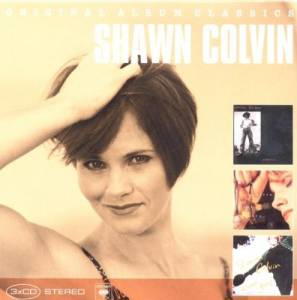 Cover - Shawn Colvin: Original Album Classics