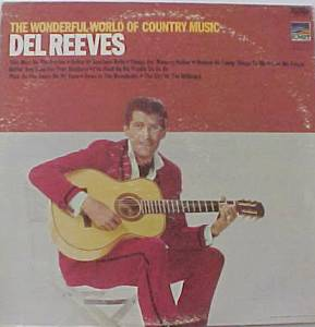Cover - Del Reeves: Wonderful World Of Country Music, The