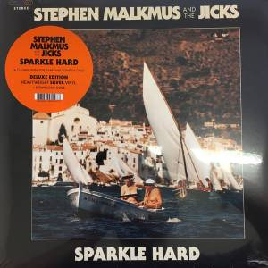 Cover - Stephen Malkmus & The Jicks: Sparkle Hard