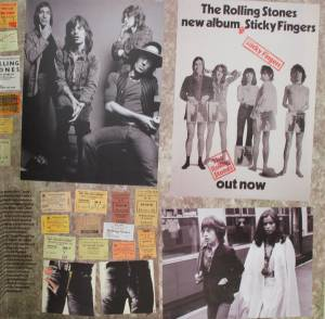 The Rolling Stones Sticky Fingers The Real Alternate