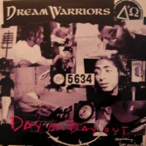 Cover - Dream Warriors: Day In Day Out