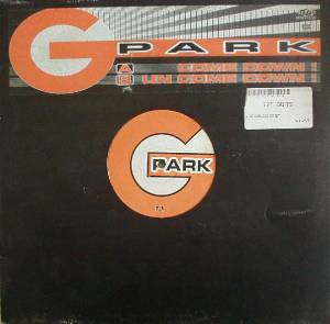 Cover - G-Park: Come Down!