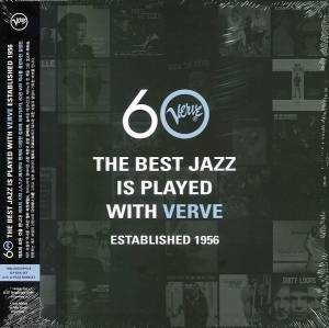 Cover - Melody Gardot: Best Jazz Is Played With Verve Established 1956, The