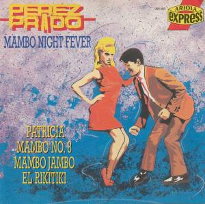 Cover - Pérez Prado: Mambo Night Fever