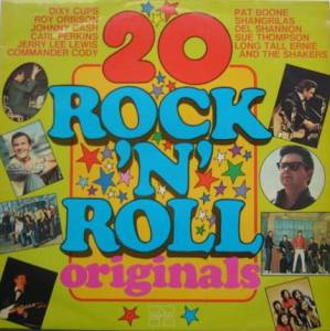 20 Rock 'n' Roll Originals - Cover