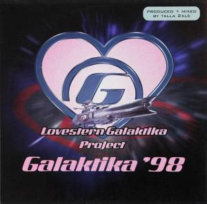 Cover - Lovestern Galaktika Project: Galaktika '98