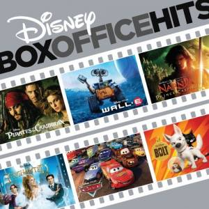 Cover - Paul Oakenfold: Disney Box Office Hits