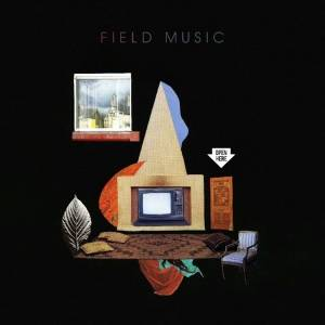 Cover - Field Music: Open Here