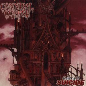 Cannibal Corpse: Gallery Of Suicide (CD) - Bild 1