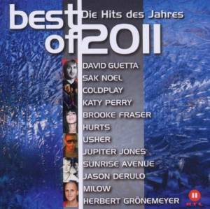 Cover - Andreas Bourani: Best Of 2011 Die Hits Des Jahres