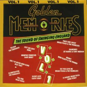 Cover - Kathy Kirby: Golden Memories Vol.1 The Sound Of Swinging England