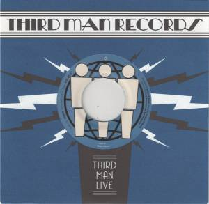 Cover - Ò: Third Man Live