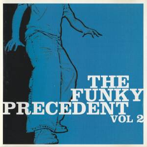 Cover - Pep Love: Funky Precedent Vol 2, The