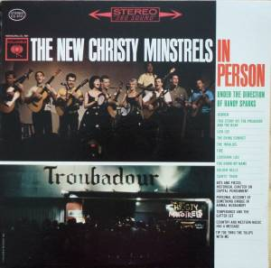 Cover - New Christy Minstrels: In Person
