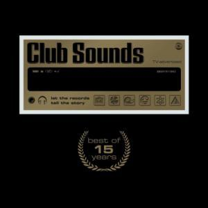 Club Sounds - Best Of 15 Years - Cover