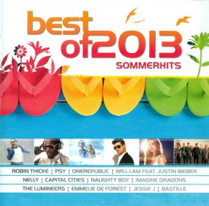 Cover - will.i.am: Best Of 2013 - Sommerhits