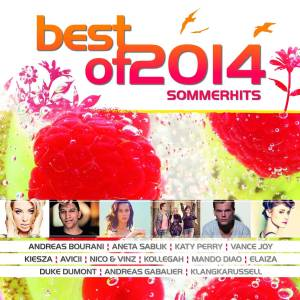 Cover - Kiesza: Best Of 2014 - Sommerhits