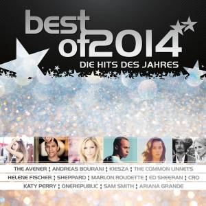 Cover - Andreas Bourani: Best Of 2014 - Die Hits Des Jahres 2014
