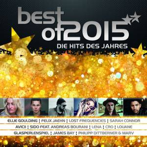 Cover - Philip George: Best Of 2015 - Hits Des Jahres