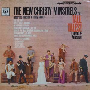 Cover - New Christy Minstrels: Tell Tall Tales! Legends And Nonsense