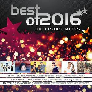 Cover - Mike Posner: Best Of 2016 - Die Hits Des Jahres