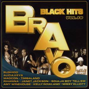 Cover - Soulja Boy Tell'em: Bravo Black Hits Vol. 18