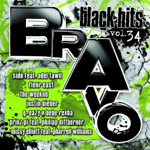Cover - Namika: Bravo Black Hits Vol. 34