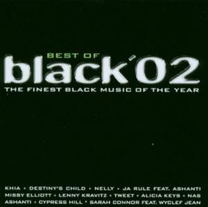 Cover - Nivea: Best Of Black '02