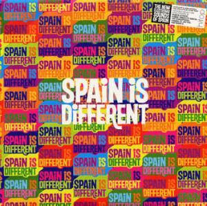 Spain Is Different - Cover