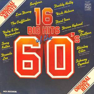 Cover - Ruby & The Romantics: 16 Big Hits Of The 60's
