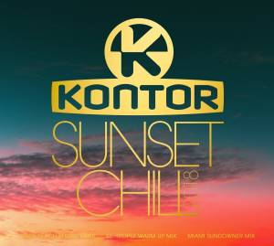 Cover - &ME: Kontor Sunset Chill 2018