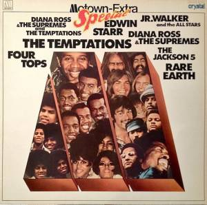 Cover - Junior Walker & The All Stars: Motown-Extra Spezial
