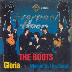 Cover - Boots, The: Gloria